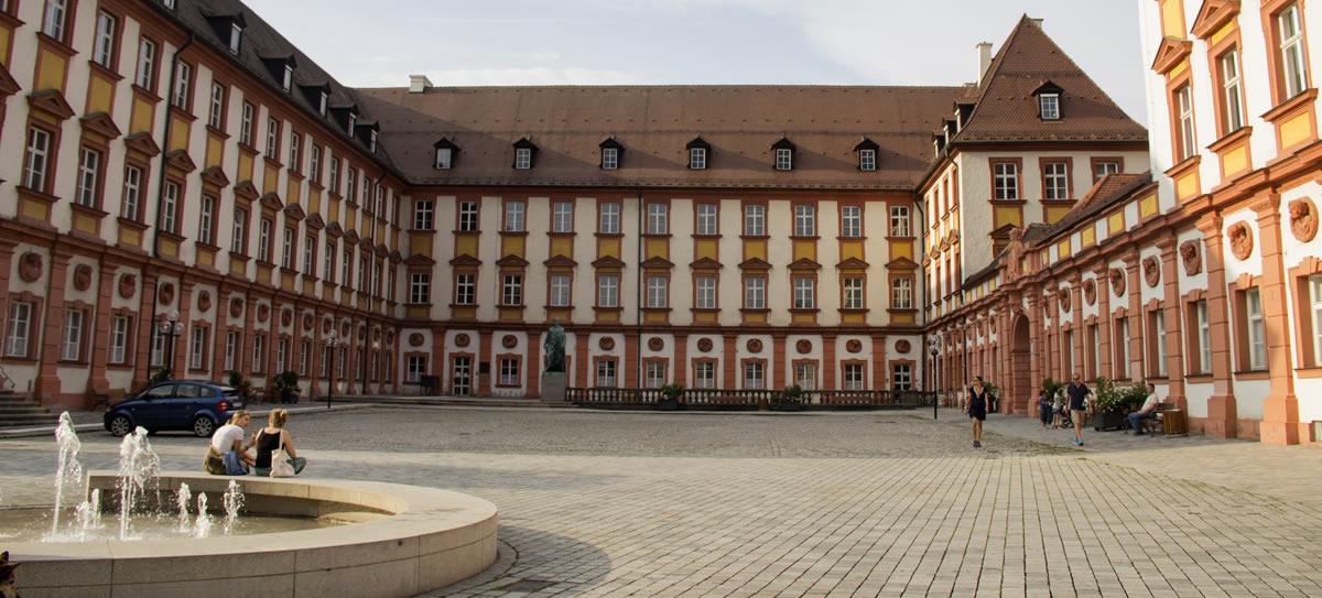 Viejo Palacio. © Bayreuth.es