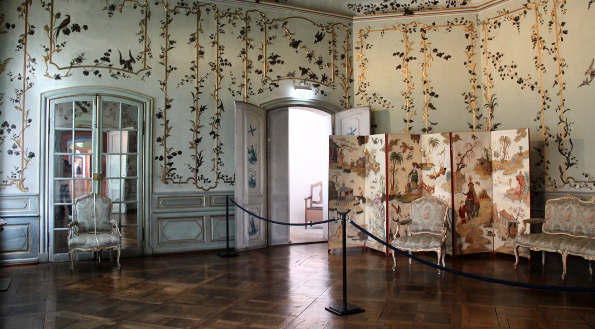 Habitación del Palacio Italiano dentro del Neues Schloss. © Bayreuth.es