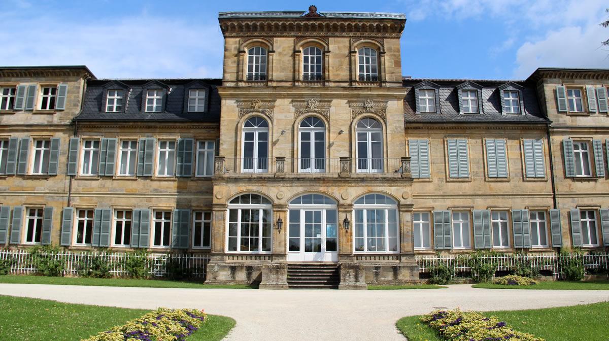 Jardines y Palacio del Parque Fantasía. © Bayreuth.es