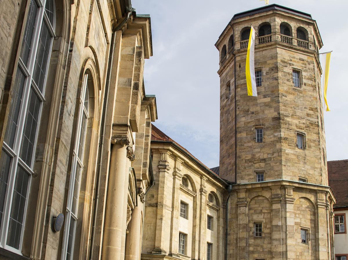 Torre del Palacio. © Bayreuth.es