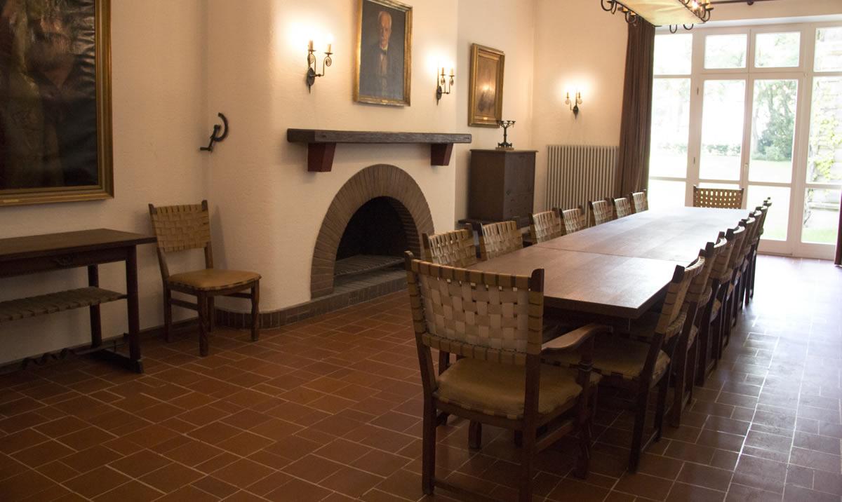 Casa de Siegfried Wagner, donde Hitler se alojaba cuando estaba en Bayreuth. © Bayreuth.es