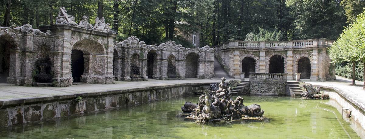 Gruta Baja del Hermitage. © Bayreuth.es